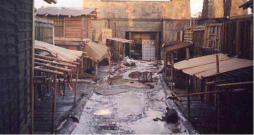 Quartier des bandits. Friendset4