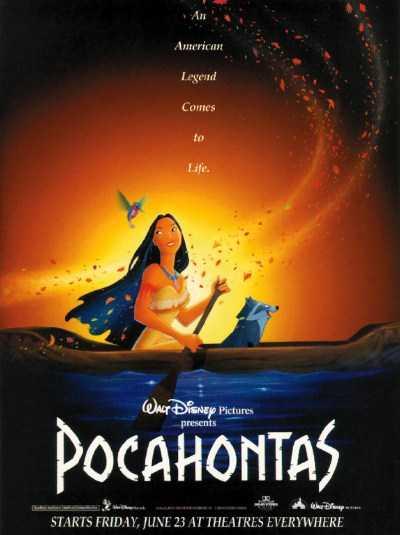 ثاني اكبر مكتبة افلام الانمي مدبلج كامل Pocahontas