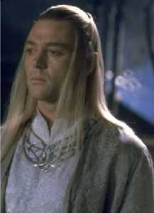Rivendell elf or the lead singer of the electroclash band that played Music Hall of Williamsburg last night?